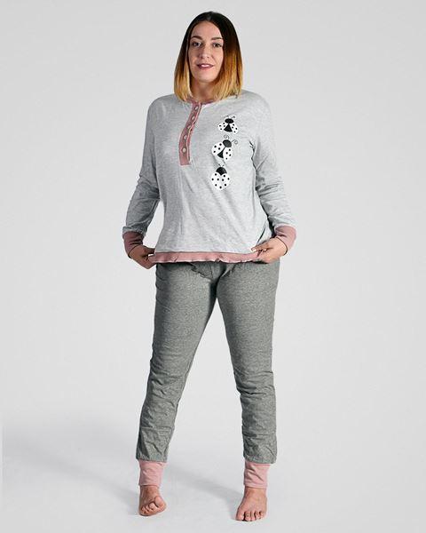Imagen de Pijama Mariquitas de Blanca Hernández