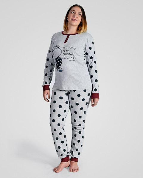 Imagen de Pijama Lunares Vaquita de Crazy Farm