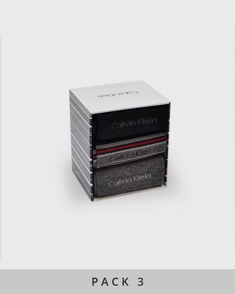 Imagen de Calcetines caja regalo de Calvin Klein - Pack de 3