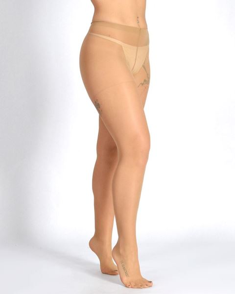 Imagen de Panty lycra Sunfresh up D10 plus de Golden Lady - Pack de 2 pares