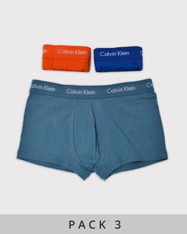 Imagen de Calzoncillos boxer de Calvin Klein - Pack de 3