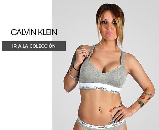 Colección Calvin Klein