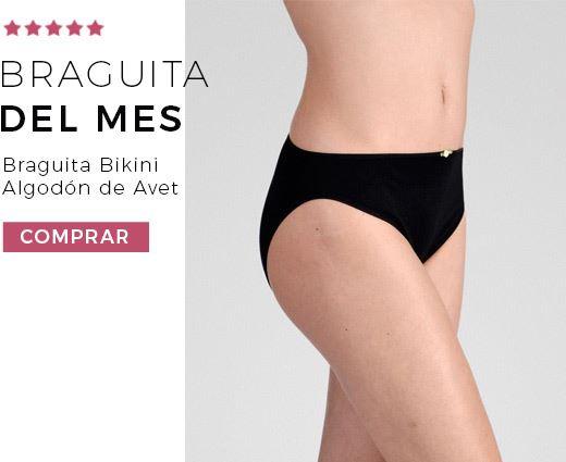 Braguita Bikini Algodón Avet