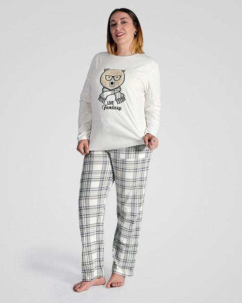 Imagen de Pijama Osito de Blanca Hernández