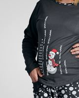 Imagen de Pijama Snowman de Intimalia