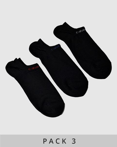 Imagen de Calcetines bajos de Calvin Klein - Pack de 3