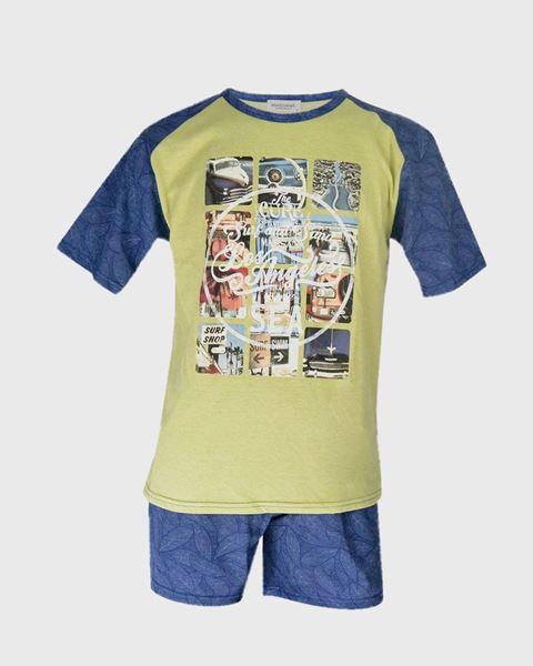 Imagen de Pijama hombre verano Massana