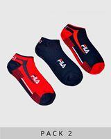 Imagen de Calcetines bajos Fila - Pack de 3