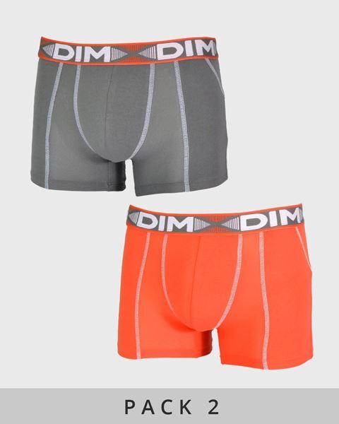 Imagen de Calzoncillos boxer de DIM - Pack de 2
