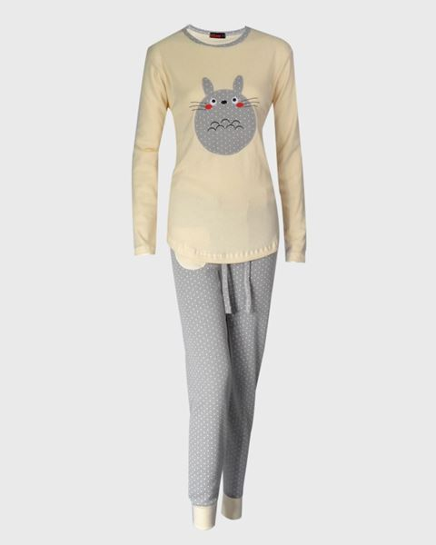 Imagen de Pijama Totoro de Intimalia