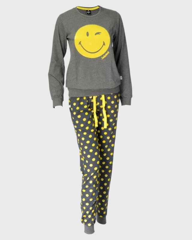 Imagen de Pijama de invierno Smiley de Admas
