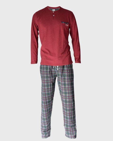 Imagen de Pijama de algodón Boris de Blanca Hernandez