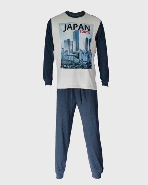 Imagen de Pijama de algodón Berto de Blanca Hernandez