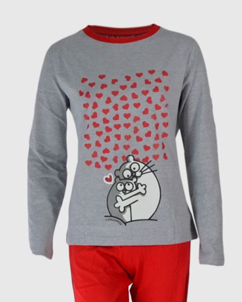 Imagen de Pijama Love de Kukuxumusu