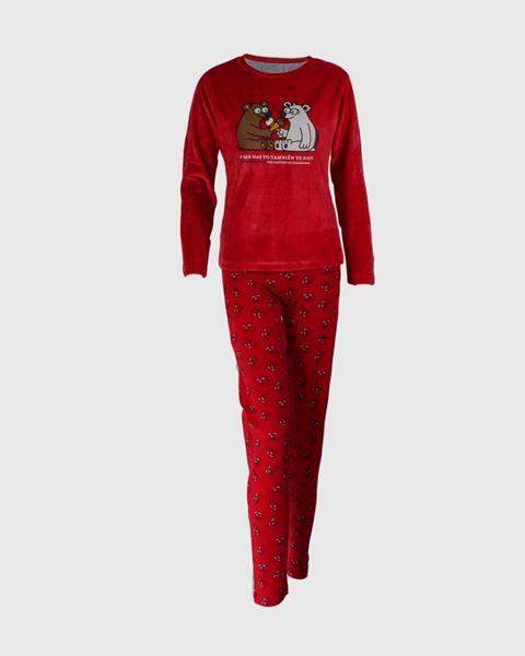 Imagen de Pijama suave de Kukuxumusu