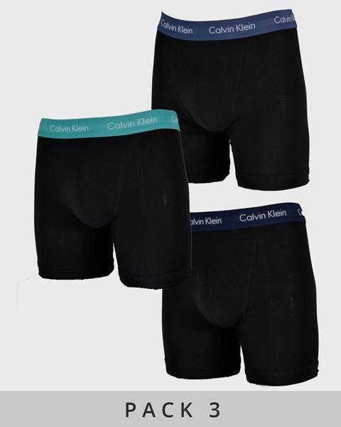 Imagen de Boxer largos de pierna de Calvin Klein - Pack de 3