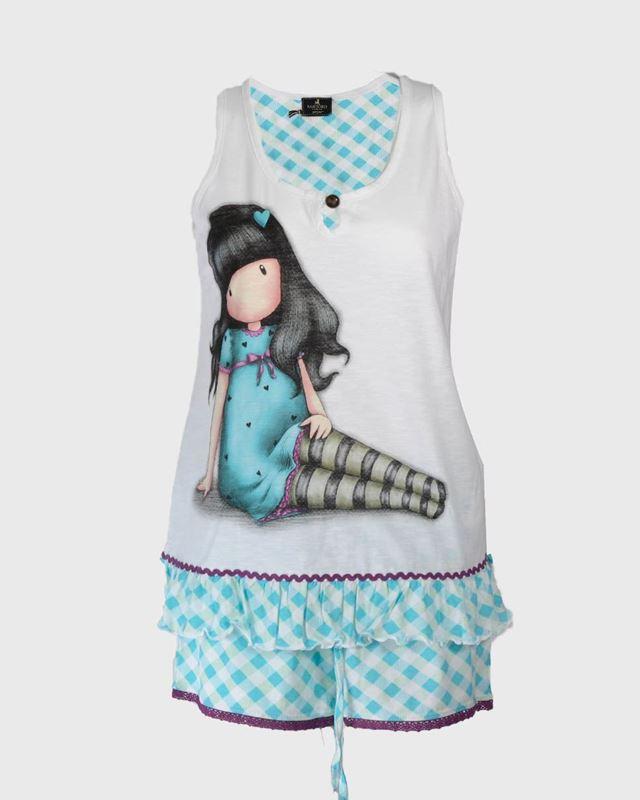 Imagen de Pijama de verano de Santoro