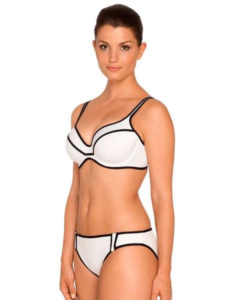 Imagen de Bikini Preformado de Primadonna Swim Blanco