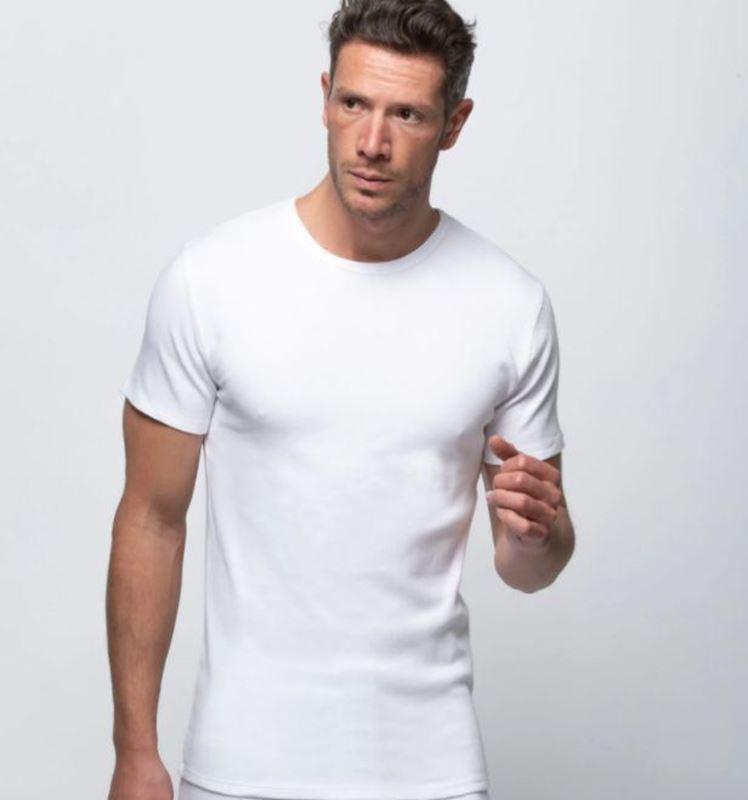Imagen de Camiseta termal interior manga corta  Abanderado