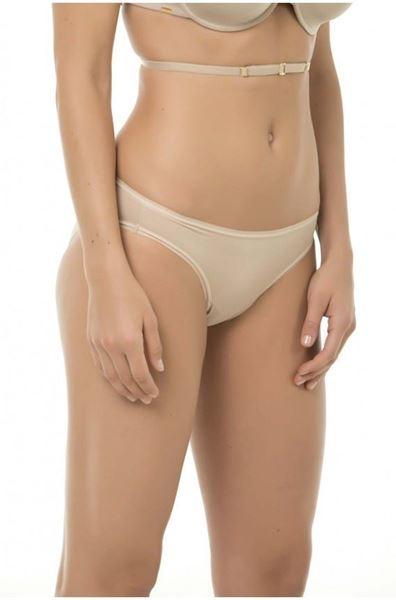 Imagen de Braga bikini liso Etna de Selmark