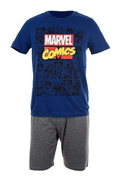 Imagen de Pijama corto Marvel 3542A de Sun City