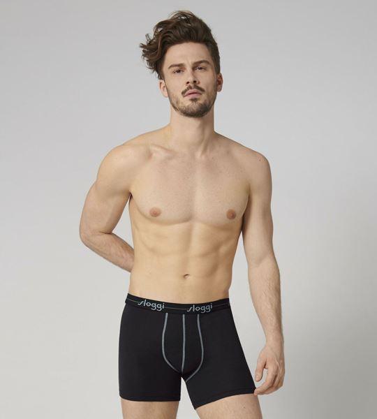 Imagen de Pack boxers Start Men Short de Sloggi