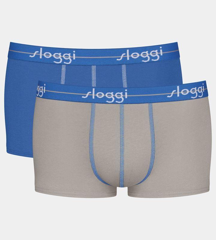 Imagen de Pack boxers Start Men Hipster de Sloggi